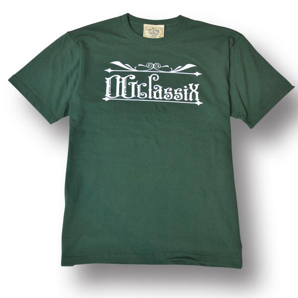 【OG CLASSIX/オージークラシックス】MIX SIGN LOWSLOW TEE【Tシャツ】【6.2oz】