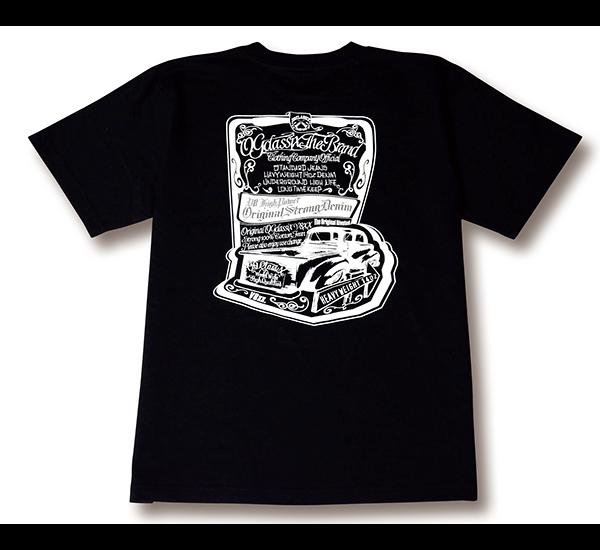【OG CLASSIX/オージークラシックス】PRINTED TEE【Tシャツ】【6.2oz】