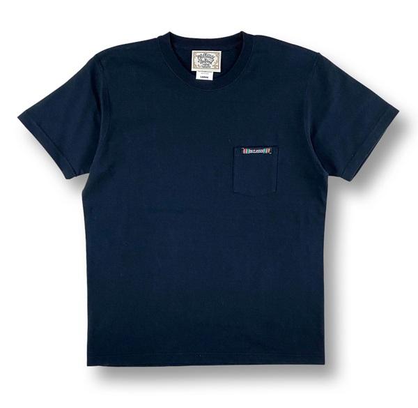 【OG CLASSIX/オージークラシックス】PLAIN POCKET 7.1oz.TEE【Tシャツ】【7.1oz】【ポケット】