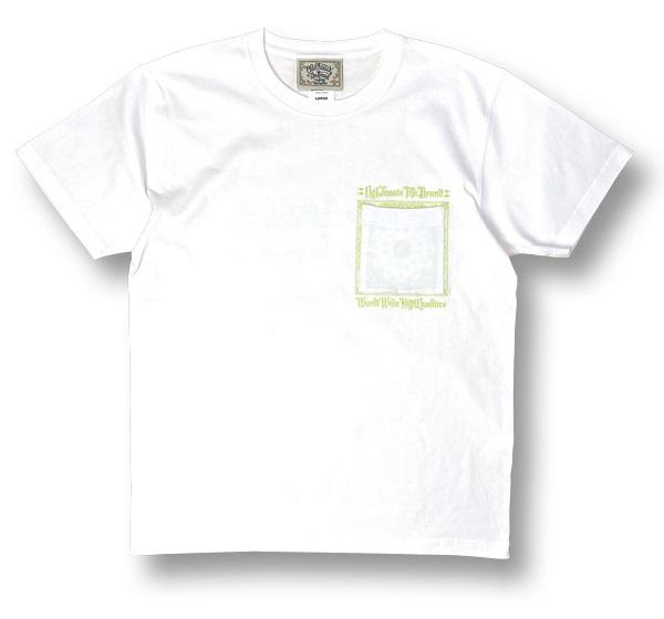 【OG CLASSIX/オージークラシックス】BOX POCKET 7.1oz.TEE【Tシャツ】【7.1oz】【ポケット】【ペイズリー】
