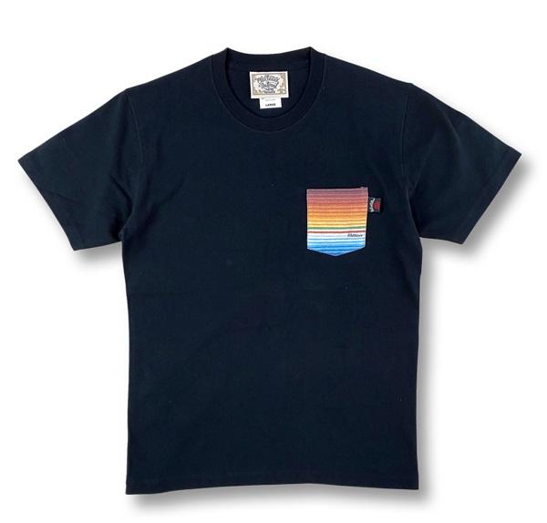 【OG CLASSIX/オージークラシックス】SERAPE POCKET 7.1oz.TEE【Tシャツ】【7.1oz】【サラペ】【ポケット】