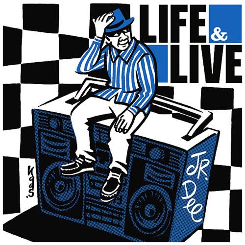 【CD】Jr.Dee-LIFE&LIVE-