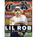 【MAGAZINE】CHICANO RAP MAGAZINE NO.1/FROST,LIL ROB