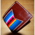 【HAND MADE】KUSTOM LEATHER WALLET(B)【ウォレット】【財布】