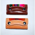 【HAND MADE】KUSTOM LEATHER KEY CASE(E)【キーケース】
