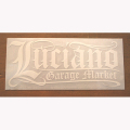 【メール便可】【Luciano Garage Market】LGM OLD-E STICKER(XL)【ステッカー】