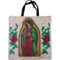 【再入荷!!】【MEXICO】JUTE SHOPPING BAG【メキシコ】【MARIA】【マリア】【GUADARUPE】【ショッピングバッグ】