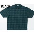 【OUTLET!!!】【VORGATA】ボルガータ ARGYLE CHAMBRAY POLO ポロシャツ