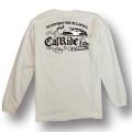 【OG CLASSIX/オージークラシックス】【CAL RIDE/キャルライド】OLD LIFE LONG SLEEVE【Tシャツ】【長袖】