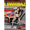 【MAGAZINE】LOWRIDAZ VOL.026【ローライダーズ】