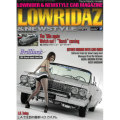 【MAGAZINE】LOWRIDAZ VOL.031【ローライダーズ】【アメ車】【マガジン】