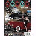 【MAGAZINE】BOMBS ISSUE #4【マガジン】【ボム】【フリートライン】【クラシックカー】【輸入】