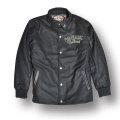 【OG CLASSIX/オージークラシックス】WORLD CORPORATE PHARAOHS COAT JACKET【ファラオコート】【ハーフコート】【メルトン】【刺繍】