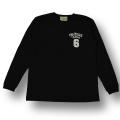 【KIDS】【OG CLASSIX/オージークラシックス】WORLD SIGN  KIDS LONG SLEEVE【Tシャツ】【長袖】【キッズ】