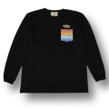 【KIDS】【OG CLASSIX/オージークラシックス】SERAPE POCKET WS  KIDS LONG SLEEVE【Tシャツ】【長袖】【キッズ】
