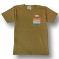 【KIDS】【OG CLASSIX/オージークラシックス】SERAPE POCKET WORLD SIGN  KIDS TEE【Tシャツ】【5.6oz】【キッズ】【半袖】
