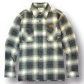 【OG CLASSIX/オージークラシックス】WEST L.A FLANNEL SHIRTS【フランネルシャツ】【長袖】