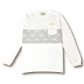 【OG CLASSIX/オージークラシックス】OG PANEL POCKET LONG SLEEVE【Tシャツ】【長袖】【ポケット】