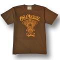【OG CLASSIX/オージークラシックス】TIKI CLASSIX TEE【Tシャツ】【6.2oz】【TIKI】【ピンスト】
