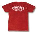 【OG CLASSIX/オージークラシックス】WASH TEE【Tシャツ】【5.3oz】【ウォッシュ】【ビンテージ】【タイダイ】