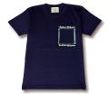 【OG CLASSIX/オージークラシックス】BOX POCKET TEE【Tシャツ】【7.1oz】【ポケット】【ペイズリー】