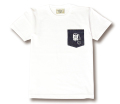 【OG CLASSIX/オージークラシックス】OKAYAMA-DENIM POCKET TEE【Tシャツ】【7.1oz】【ポケット】【デニム】