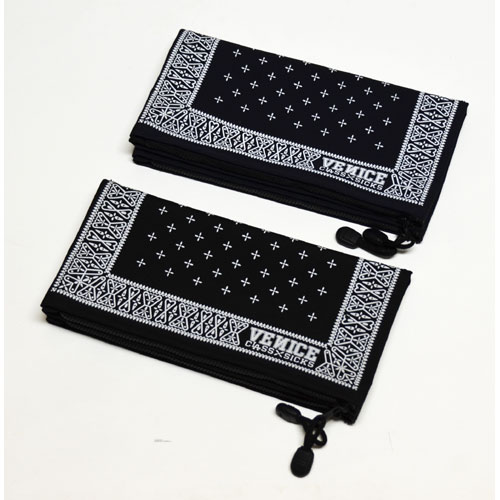 "【VENICE CLASS SICKS】STATIONARY CASE""BANDANA""【小物入れ】【ベニスクラシックス】"