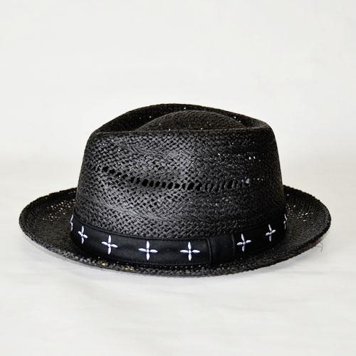 【VENICE CLASS SICKS】【ベニスクラシックス】X-BONES PAPER HAT【ストローハット】