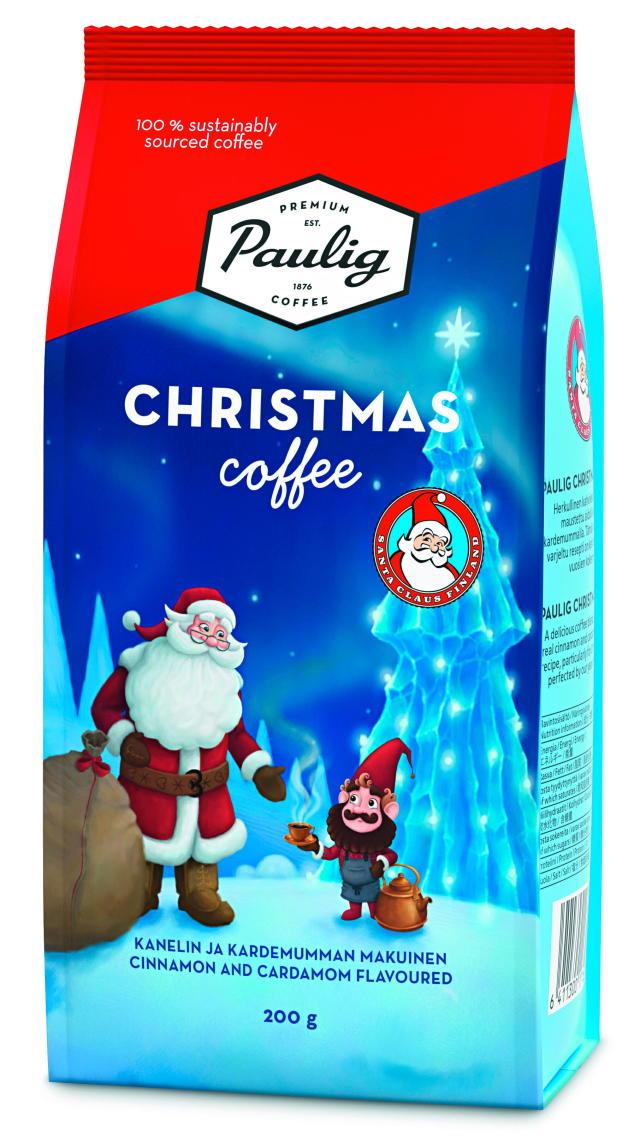 (賞味期限2020.9.23の為値引き販売)クリスマスコーヒー~シナモン&カルダモン・・・スパイシーなフレーバー~ ロバーツコーヒーフレーバーシリーズ