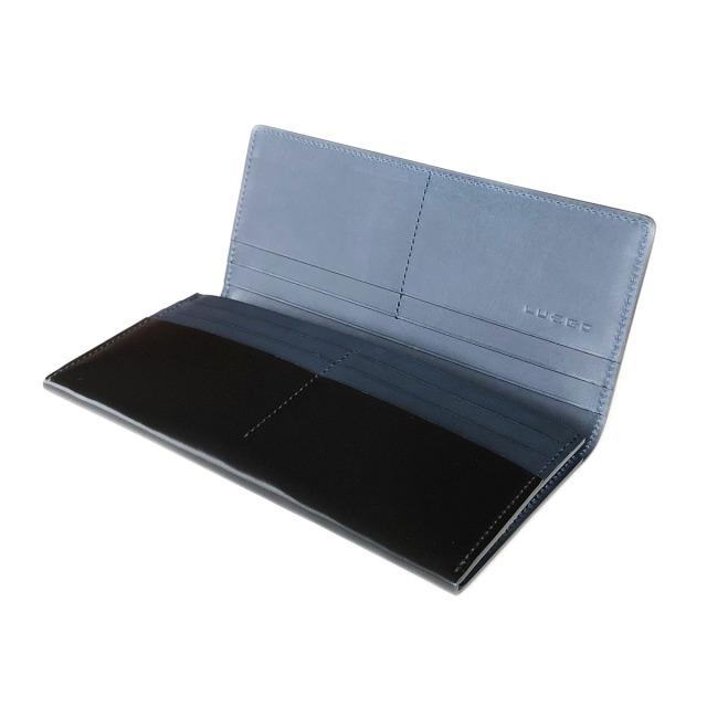 新型コードバン長財布