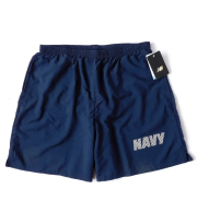 new balance ニューバランス US Navy PT(Physical Training) Shorts 米海軍・フィジカルトレーニングショーツ インナーショーツ付 短パン NAVY