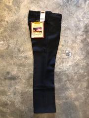 Wrangler ラングラー Wrancher Dress Jeans メンズセンタープレスブーツカットパンツ Black 黒 BOOTS JEANS