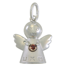 baby's Angel - SV/K18PG - 1月 ガーネット