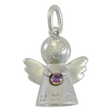 baby's Angel - SV/K18PG - 2月 アメシスト