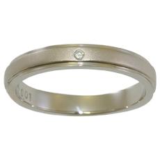Link Love - Begin - K18WG フェアリーホーニングダイヤモンドリング