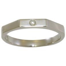 Link Love - Begin - K18WG フェアリーナットダイヤモンドリング