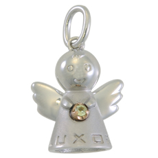 baby's Angel - SV/K18PG - 8月 ペリドット