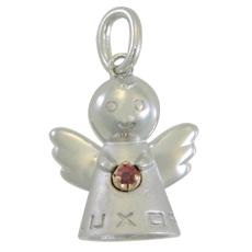 baby's Angel - SV/K18PG - 10月 ピンクトルマリン