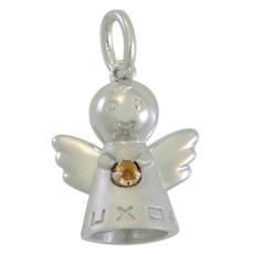 baby's Angel - SV/K18PG - 11月 シトリン