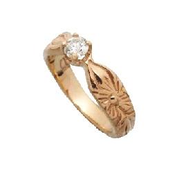 K14ハワイアンダイヤモンド