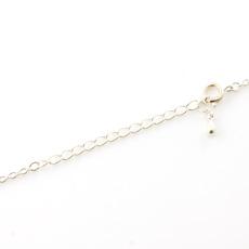 wishing stone pendant - チェーン