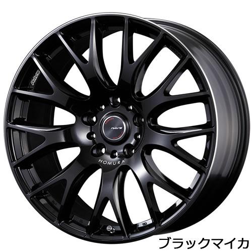 レクサス LX用 ホイール&タイヤセット(ホムラ 2×9G/BK・22インチ)