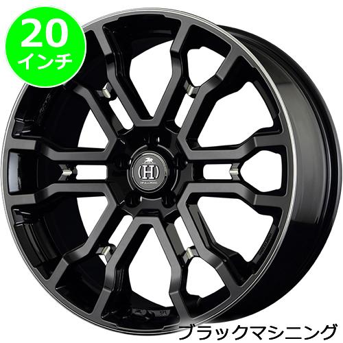 レクサス UX用 ホイール&タイヤセット(クロススリーカーズT6・20インチ)