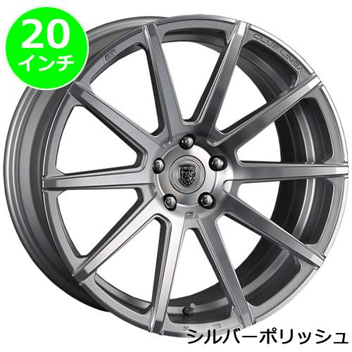 レクサス UX用 ホイール&タイヤセット(マルディーニFF・20インチ)