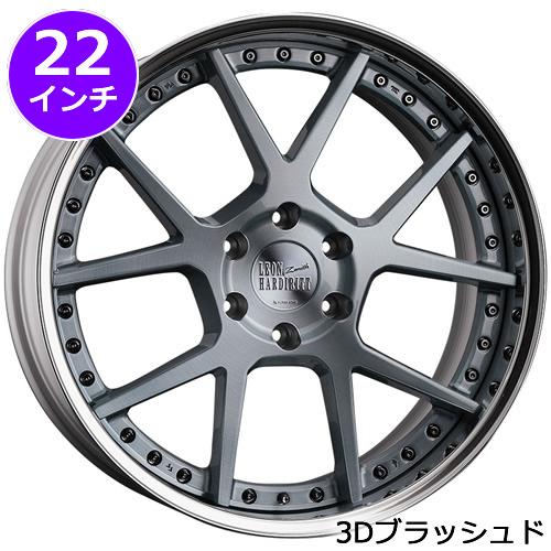 レクサス LX用 ホイール&タイヤセット(レオンハルト シュタイン・22インチ)