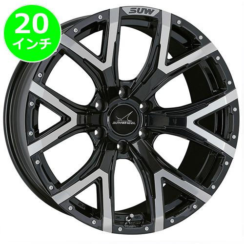 レクサス LX用 ホイール&タイヤセット(フォルテ・20インチ)