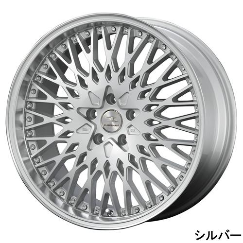 レクサス RX用 ホイール&タイヤセット(フレーダーマウス クエルボ40・22インチ)