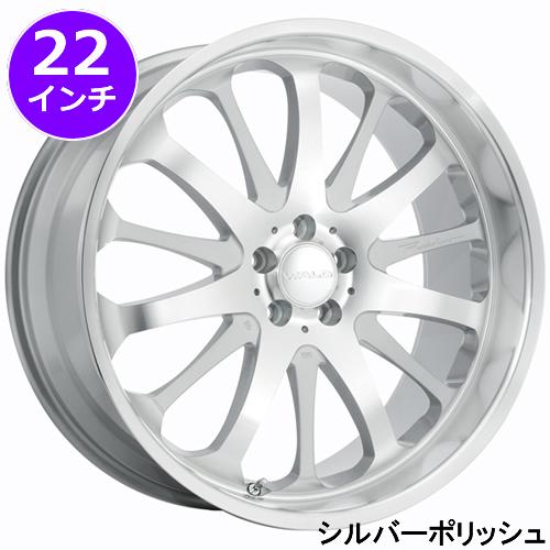 レクサス RX用 ホイール&タイヤセット(ヴァルド PC11-C・22インチ)