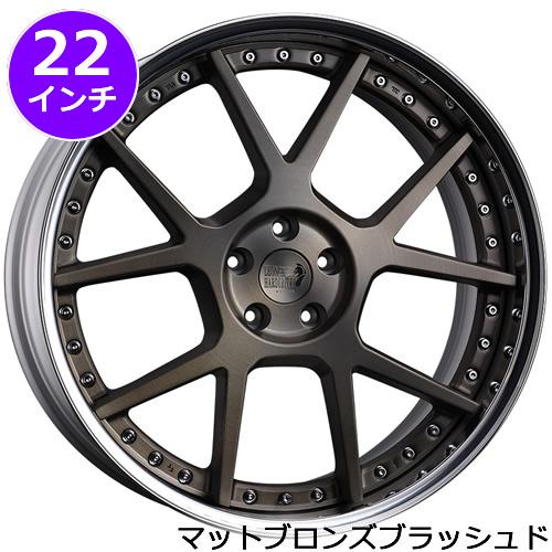 レクサス RX用 ホイール&タイヤセット(レオンハルト ジーニス シュタイン・22インチ)