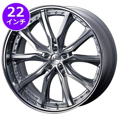レクサス RX用 ホイール&タイヤセット(クレンツェ ヴェラーエ・22インチ)